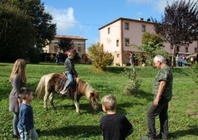 Autunno Agriturismo Santa Lucia dei Sibillini di Montefortino 16