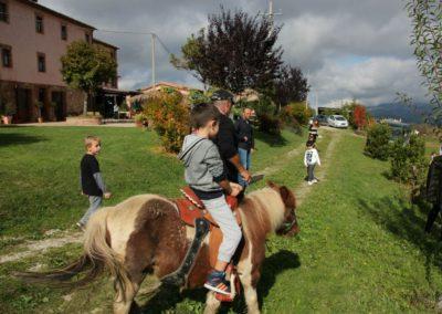 Autunno Agriturismo Santa Lucia dei Sibillini di Montefortino 17