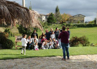 Autunno Agriturismo Santa Lucia dei Sibillini di Montefortino 18
