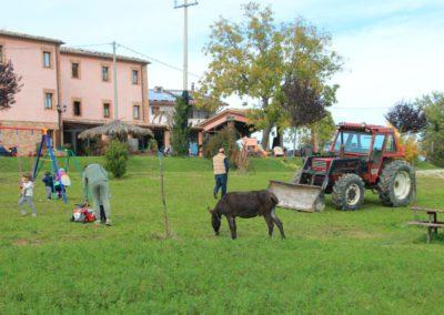 Autunno Agriturismo Santa Lucia dei Sibillini di Montefortino 19