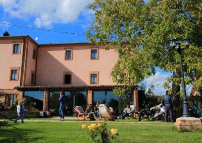 Autunno Agriturismo Santa Lucia dei Sibillini di Montefortino 2