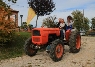 Autunno Agriturismo Santa Lucia dei Sibillini di Montefortino 20
