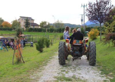 Autunno Agriturismo Santa Lucia dei Sibillini di Montefortino 21