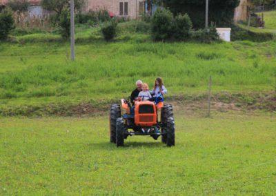Autunno Agriturismo Santa Lucia dei Sibillini di Montefortino 22