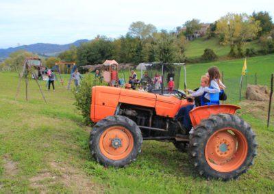 Autunno Agriturismo Santa Lucia dei Sibillini di Montefortino 24