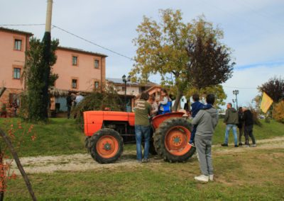 Autunno Agriturismo Santa Lucia dei Sibillini di Montefortino 25
