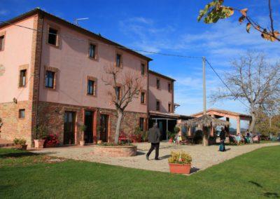 Autunno Agriturismo Santa Lucia dei Sibillini di Montefortino 26