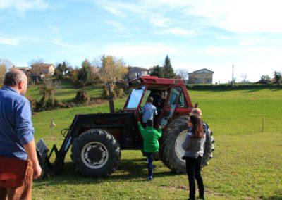 Autunno Agriturismo Santa Lucia dei Sibillini di Montefortino 28