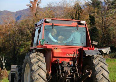 Autunno Agriturismo Santa Lucia dei Sibillini di Montefortino 29