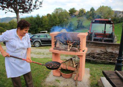 Autunno Agriturismo Santa Lucia dei Sibillini di Montefortino 32