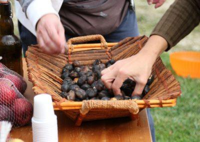 Autunno Agriturismo Santa Lucia dei Sibillini di Montefortino 36