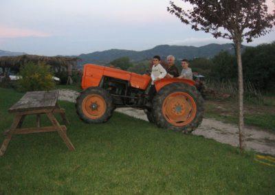 Azienda Agricola Agriturismo Santa Lucia dei Sibillini a Montefortino15