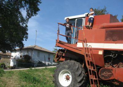 Azienda Agricola Agriturismo Santa Lucia dei Sibillini a Montefortino9-1