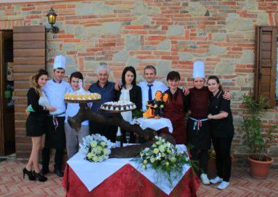 Cerimonie e Banchetti Agriturismo Santa Lucia dei Sibillini di Montefortino