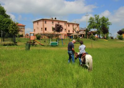 Estate Agriturismo Santa Lucia dei Sibillini Montefortino 13