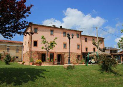 Estate Agriturismo Santa Lucia dei Sibillini Montefortino 14