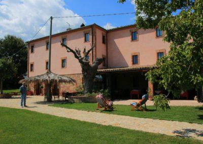 Estate Agriturismo Santa Lucia dei Sibillini Montefortino 17