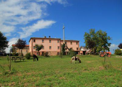 Estate Agriturismo Santa Lucia dei Sibillini Montefortino 2
