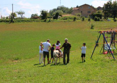 Estate Agriturismo Santa Lucia dei Sibillini Montefortino 20