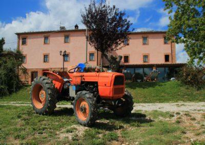 Estate Agriturismo Santa Lucia dei Sibillini Montefortino 3