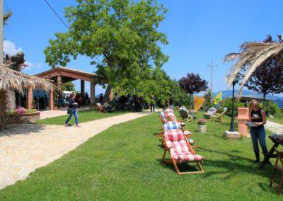 Estate Agriturismo Santa Lucia dei Sibillini Montefortino 5