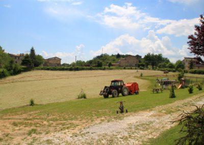 Estate Agriturismo Santa Lucia dei Sibillini Montefortino 57