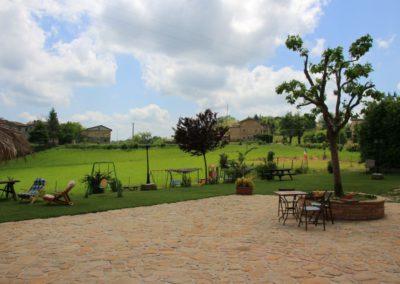 Estate Agriturismo Santa Lucia dei Sibillini Montefortino 58