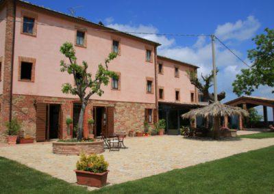 Estate Agriturismo Santa Lucia dei Sibillini Montefortino 8