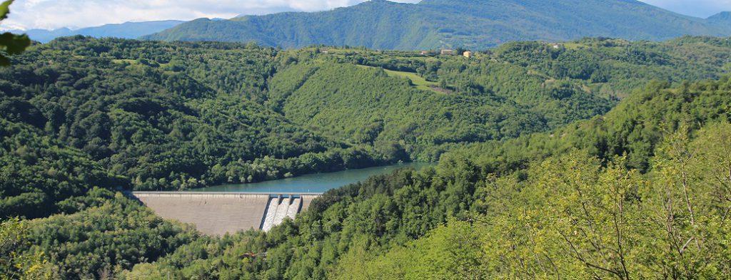 Il Lago di Gerosa sui Monti Sibillini