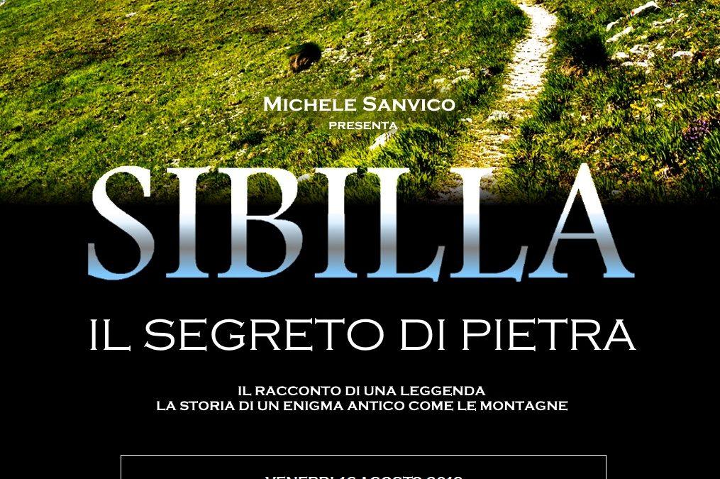 """.: 16 Agosto – Michele Sanvico presenta: """"La Sibilla – Il Segreto di Pietra"""""""