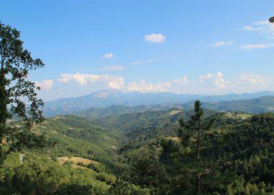 Le Camere dell'Agriturismo Santa Lucia dei Sibillini di Montefortino in provincia di Fermo18