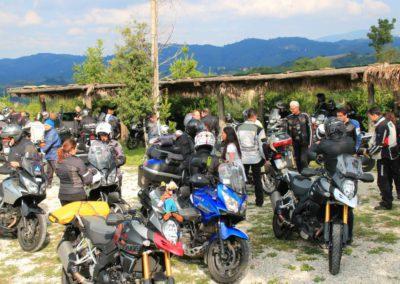 Motoraduno Agriturismo Santa Lucia dei Sibillini1