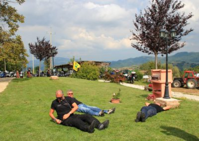 Motoraduno Agriturismo Santa Lucia dei Sibillini39