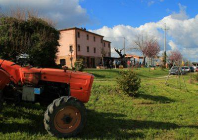 Primavera Agriturismo Santa Lucia dei Sibillini Montefortino 0