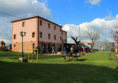 Primavera Agriturismo Santa Lucia dei Sibillini Montefortino 1