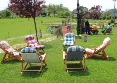 Primavera Agriturismo Santa Lucia dei Sibillini Montefortino 2