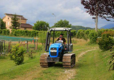 Primavera Agriturismo Santa Lucia dei Sibillini Montefortino 22