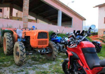 Primavera Agriturismo Santa Lucia dei Sibillini Montefortino 30