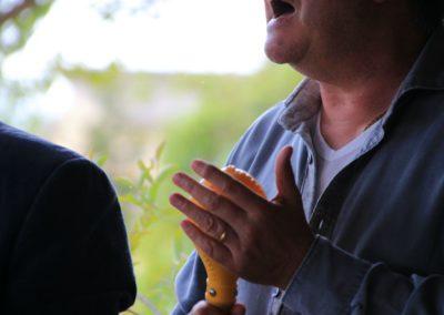 Primavera Agriturismo Santa Lucia dei Sibillini Montefortino 34
