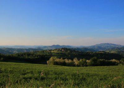 Primavera Agriturismo Santa Lucia dei Sibillini Montefortino 38