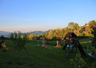 Primavera Agriturismo Santa Lucia dei Sibillini Montefortino 39