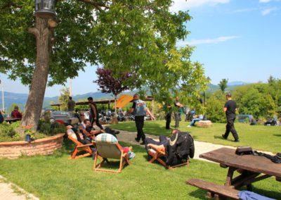 Raduni e Gruppi Agriturismo Santa Lucia dei Sibillini Montefortino10