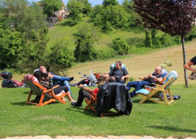 Raduni e Gruppi Agriturismo Santa Lucia dei Sibillini Montefortino11