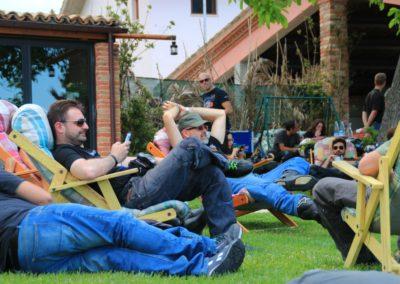 Raduni e Gruppi Agriturismo Santa Lucia dei Sibillini Montefortino9