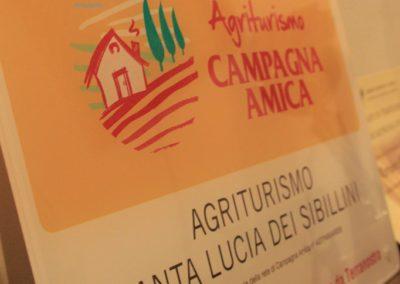 Ristorante Agriturismo Santa Lucia dei Sibillini Montefortino 112