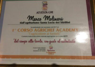 Ristorante Agriturismo Santa Lucia dei Sibillini Montefortino