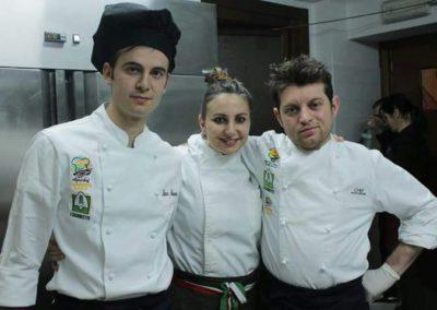 La cucina dell'Agriturismo Santa Lucia dei Sibillini3